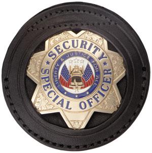 231 • Clip On Badge Holder Image