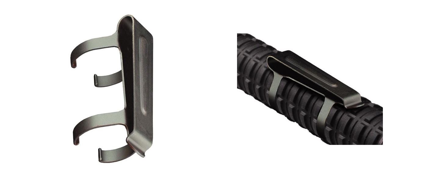 378 • Belt Clip – Metal Image
