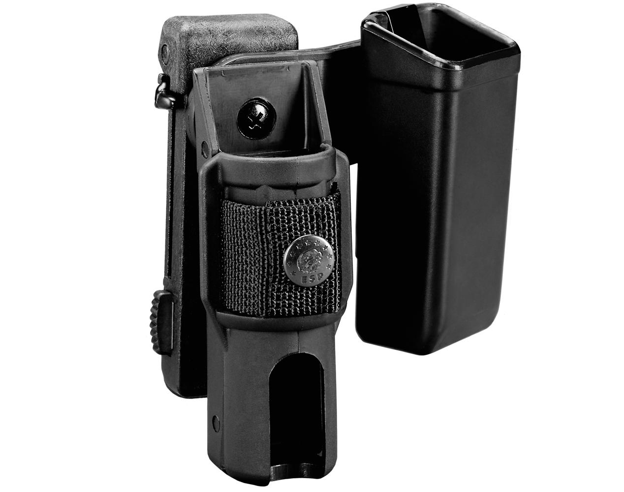 "875 • Baton Holder ( 21"" ) and Universal Mag Holder Image"