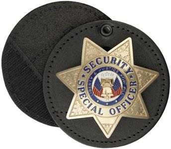 919 • Velcro® Badge Holder Image